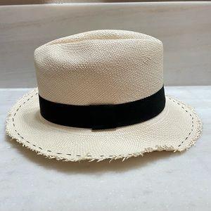 J. Crew | Genuine Panama Hat S/M